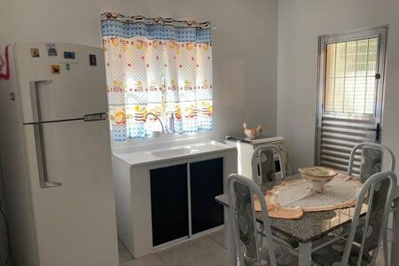 Casa bem localizada e aconchegante em São Paulo