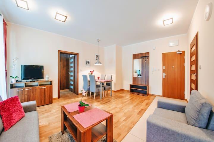 Cztery Pory Roku Apartament 10 dla 4 osób