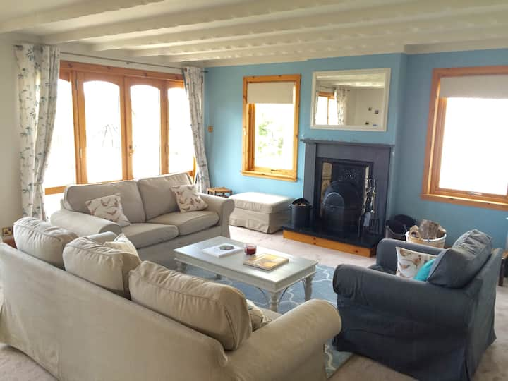 The Hazels, 5 bedroom house in The Cairngorms