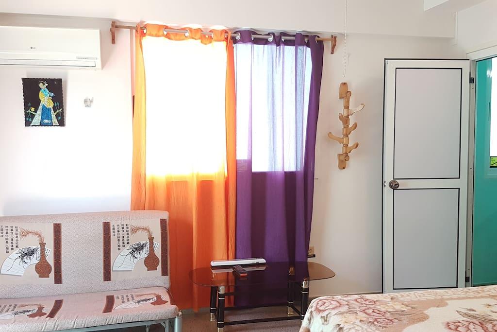 Habitación, Apartamento 408(con balcón)