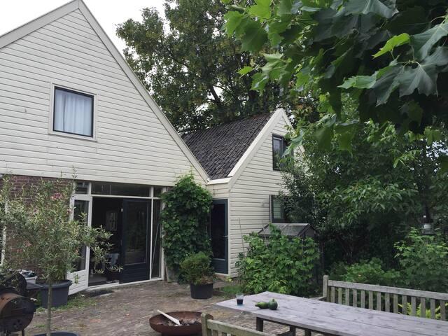 Little house  in Amsterdam - Amsterdam - Cabin