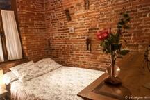 Les briques typiques de Toulouse