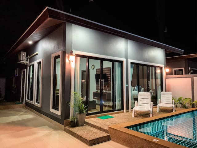 Krabi Eco Pool Villa in Aonang Area