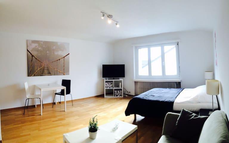 Gemütliche 1-Zimmerwohnung mit WLAN/TV - Glattbrugg - Lakás
