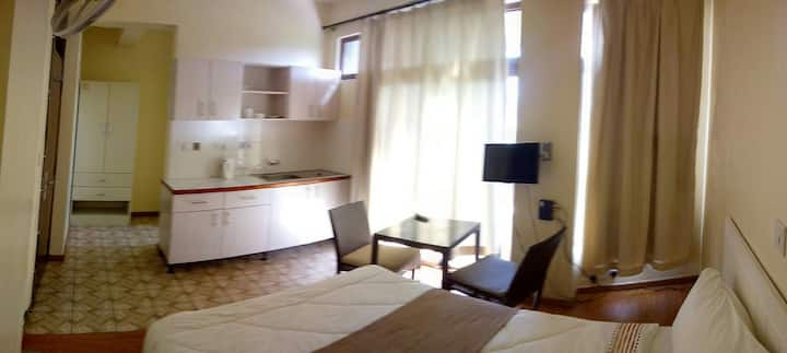 5* Luxury Double Suite 4 with Swimming & Breakfast