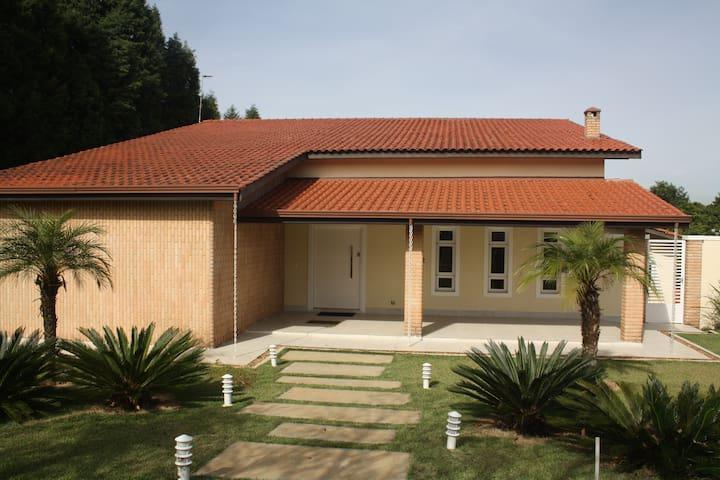 Casa em condomínio fechado - Itu - Apartemen