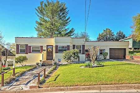 Mayberry Haven - sleeps six! - Mount Airy - 独立屋
