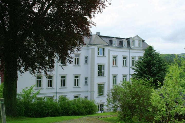 Excellent Villa in Borstendorf with Garden