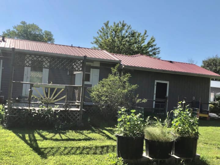 Small Town Getaway in Nebraska