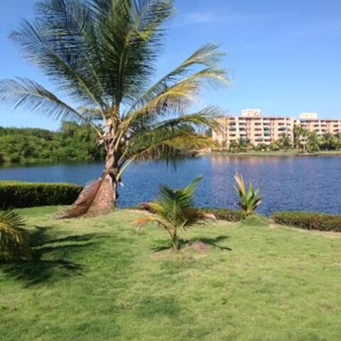 Rio Chico apartment