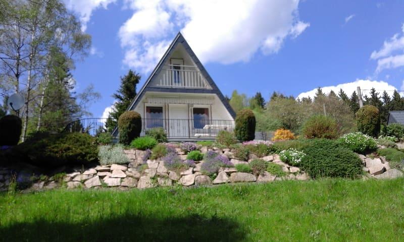 Finnhütte mit Hochgenuß