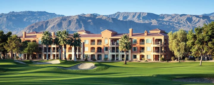 Marriott Timeshare in Palm Desert (Oct 30 - Nov 6)