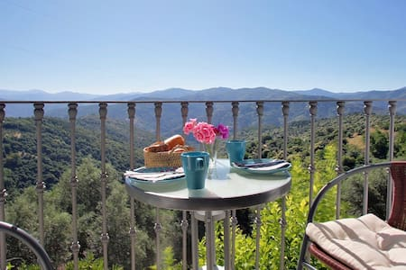 Stylish Hideaway & stunning views - Benalauría