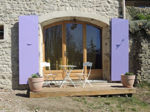 Studio aux portes du vieux village