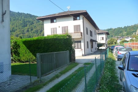 Casa di Laura - Calceranica Al Lago - Wohnung