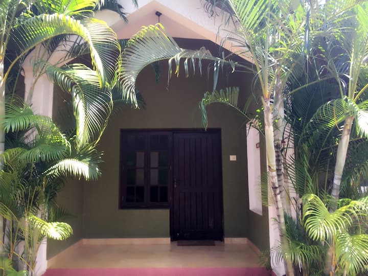 Entire Villa,Beautiful & Charming, 3 bhk in Anjuna