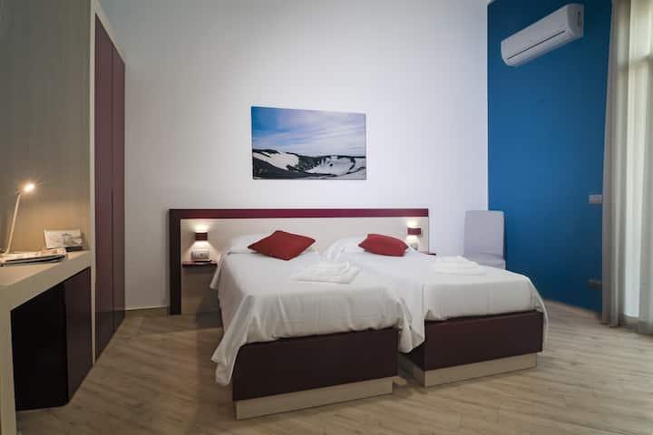 Camera doppia in Guesthouse Lago di Nicito