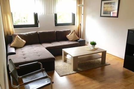 Familienfreundliche Ferienwohnung mit Dachterasse - Osnabrück