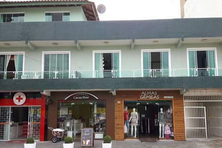 Cobertura na Avenida Central - Itapoá - Pis