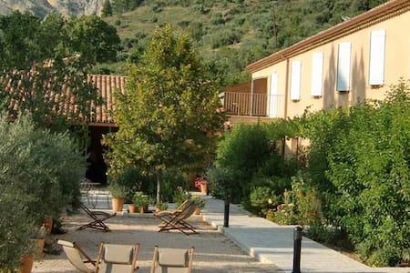 Hotel les Restanques - Moustiers-Sainte-Marie - Andere