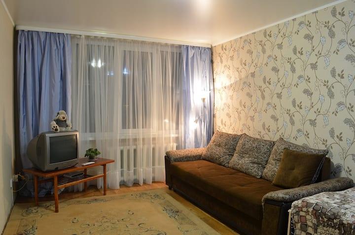 Уютное жилье в Борисове.