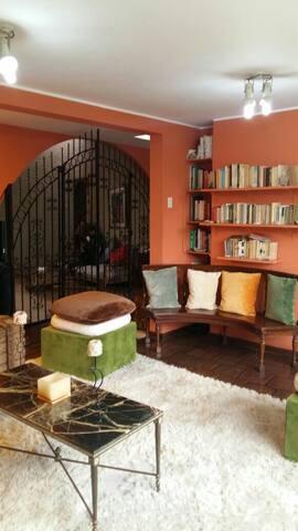 Bello apartamento de estilo europeo - San Borja - Apartment