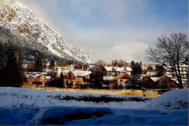 Appartement T2 Coeur de Ville Briançon, Htes Alpes