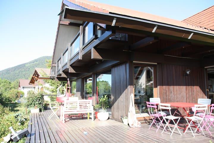 Maison entière à Gex, entre Jura et lac Léman