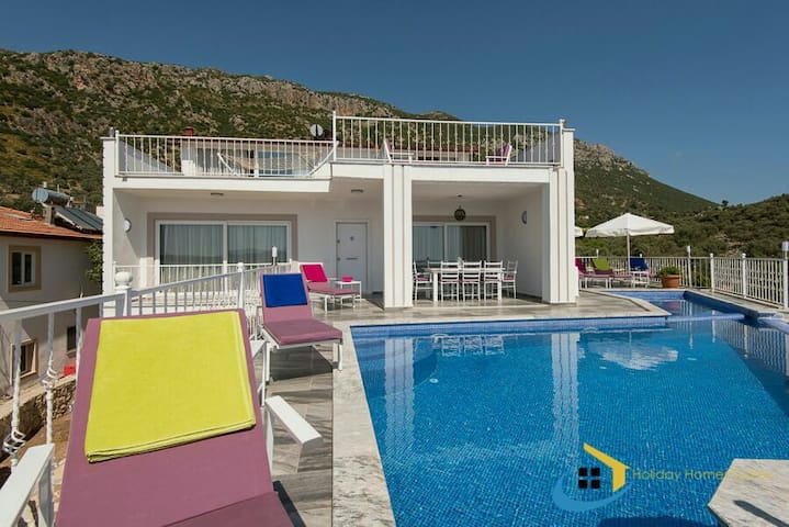 Gorgeous Private Villa with Pool - Kalkan, Kas - Дом