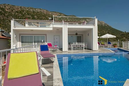 Gorgeous Private Villa with Pool - Kalkan, Kas - Casa