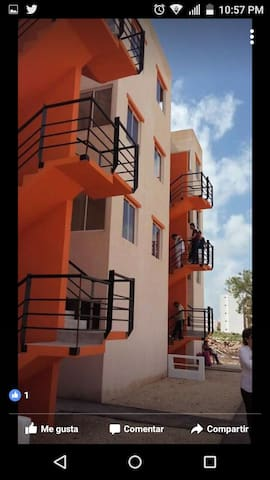 Departamento completament amueblado - san marcos ciudad sustentable, Yucatán, MX - Apartment