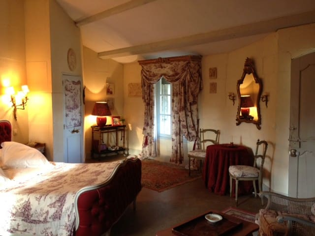 domaine de rennebourg - Saint-Denis-du-Pin - Bed & Breakfast