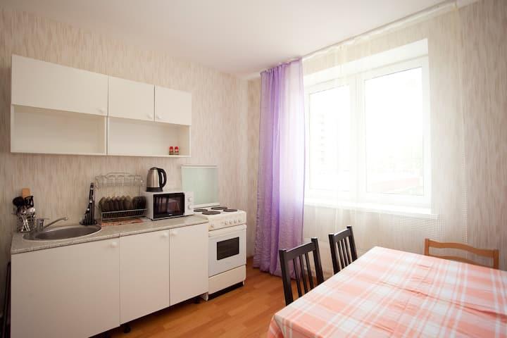 Апартаменты на Загородной 43к4