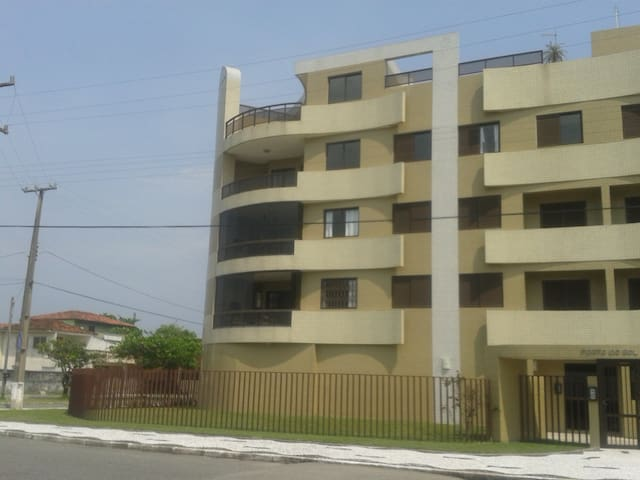 Apartment in front of the sea  Brazil- PR-Gaivotas - Matinhos - Appartement