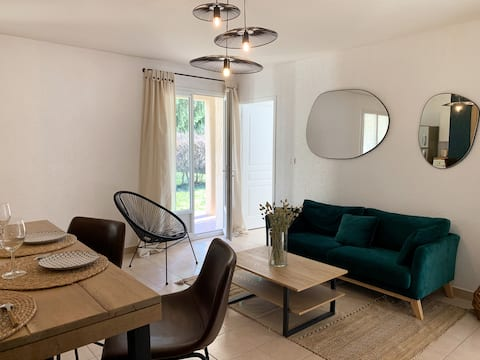 Solaire appartement, proche GNV, Annecy
