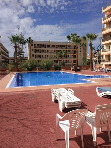 Sol y Playa, Sur de Tenerife.