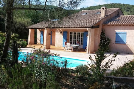 Lovely holiday house  in  Provence - Besse-sur-Issole - Haus