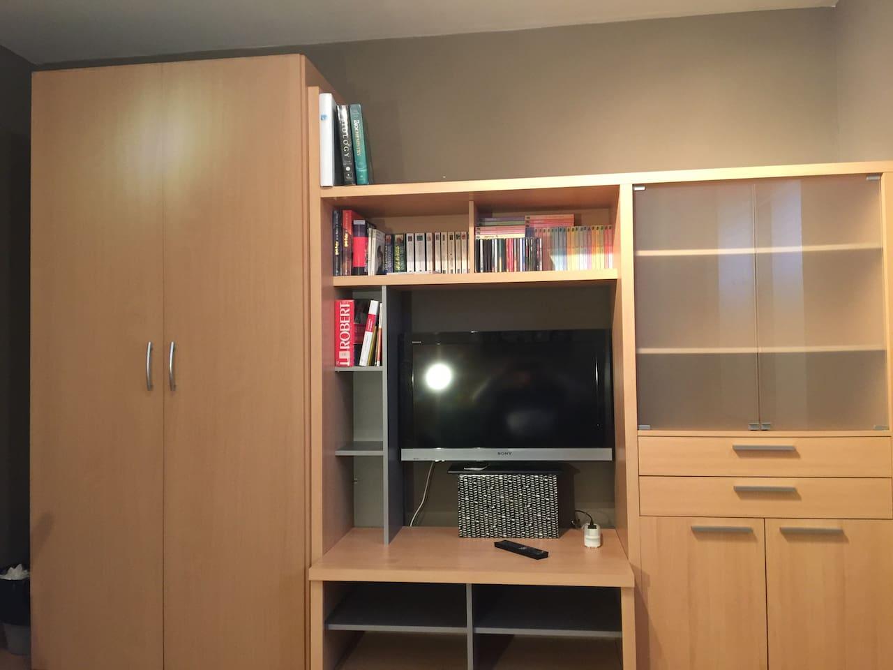 Room-fittings