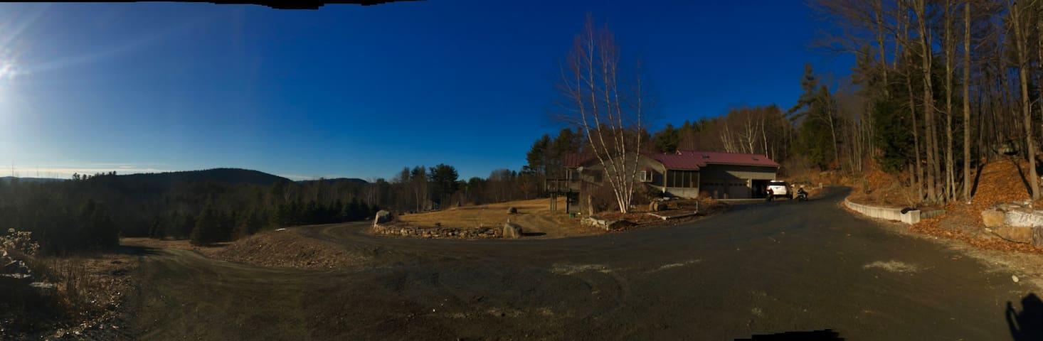 A Peaceful Mountain View..Family Fun