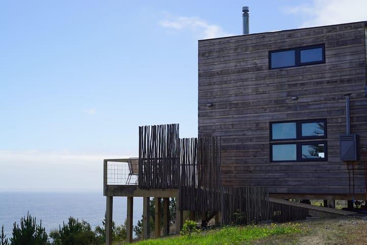 Casa Punta Achira –– casa de campo en la playa