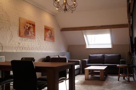 Deluxe Apartment met IR sauna - Baarlo - Wikt i opierunek