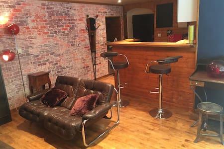 Super studio en plein coeur d'Annecy.