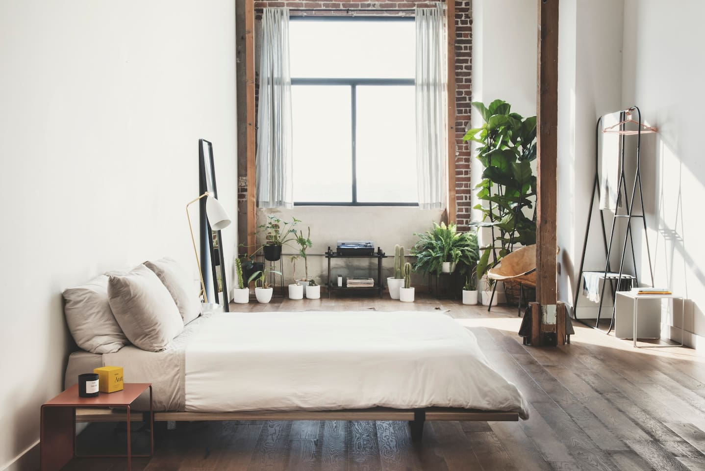 OURS Home No.001 Arts District DTLA - Lofts for Rent in Los Angeles ...