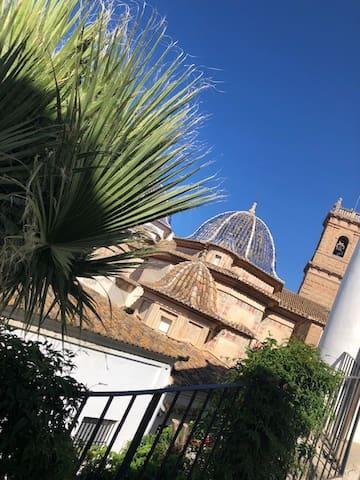 historic church of  San Roc