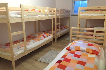 Accomodation for up to 7 people - Apartamento
