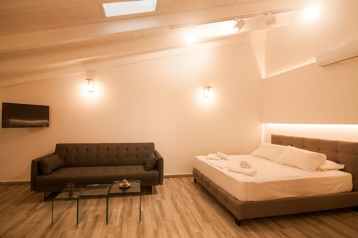 Luxury House - Cozy hospitable loft (203)