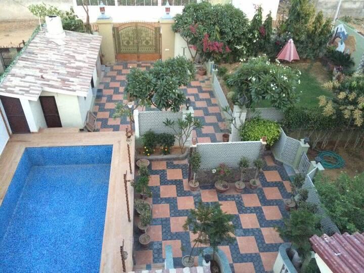 dream farm villa