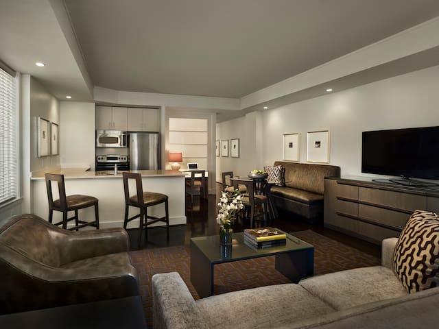AKA Two Bedroom Platinum Suite