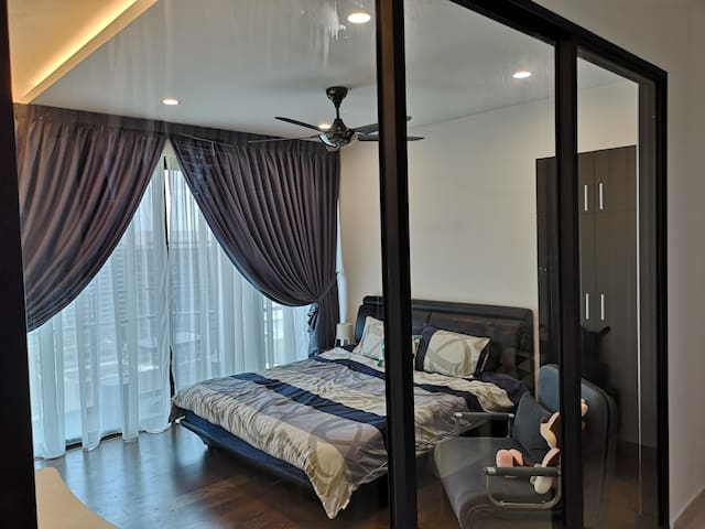 Almas Puteri Harbour/Nusajaya Suite room