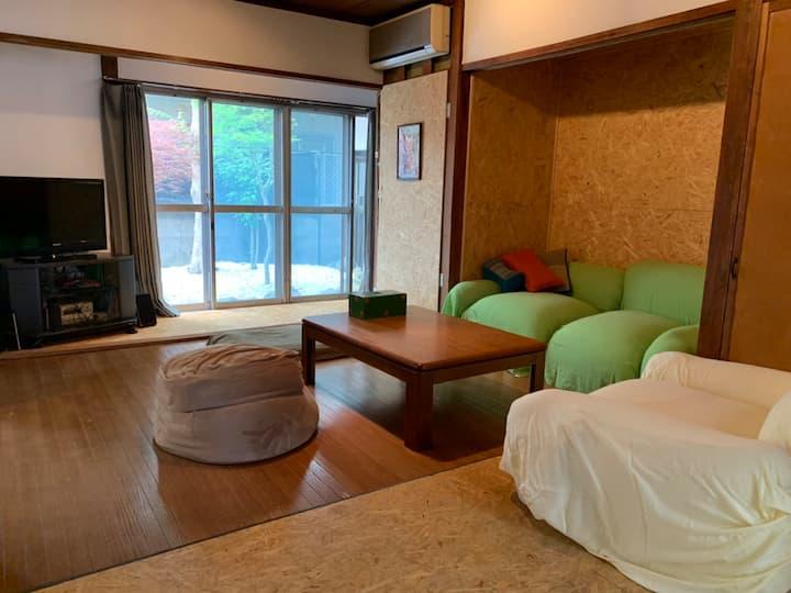 Green House 1 -Mt.Fuji GOTEMBA-